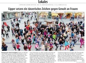 Flashmob Detmold