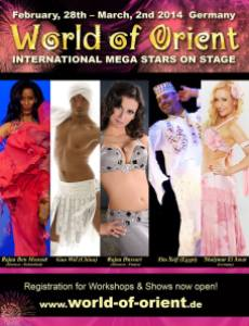 World of Orient Hannover 2014