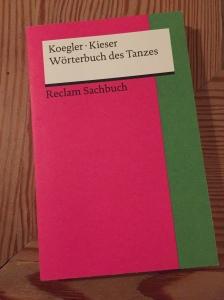 Wörterbuch des Tanzes
