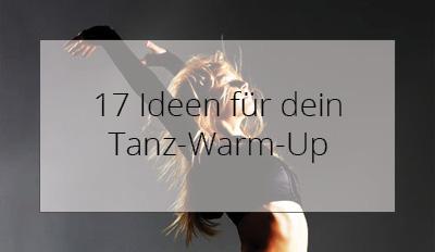 Übungen für dein Warm Up